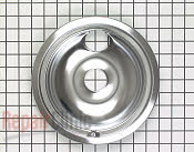 8 Inch Burner Drip Bowl - Part # 770170 Mfg Part # WB31T10011
