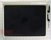 Cooktop - Part # 400558 Mfg Part # 12001583
