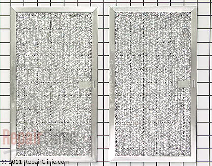 Grease Filter S97007893 Main Product View