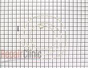 Spark Electrode - Part # 573532 Mfg Part # 4343157