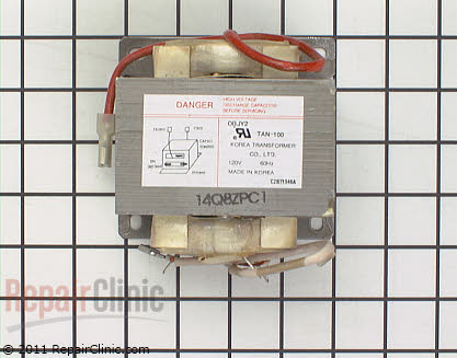 High Voltage Transformer 815129          Main Product View