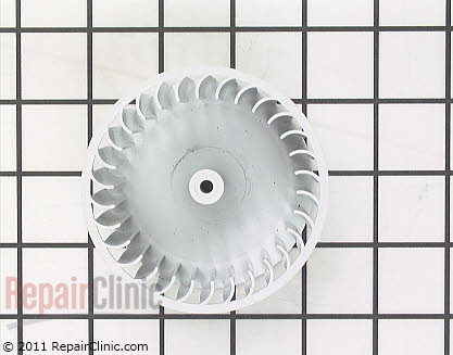 Fan Blade 8183825 Main Product View