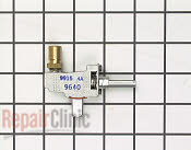 Gas Burner & Control Valve - Part # 1244252 Mfg Part # Y07596400