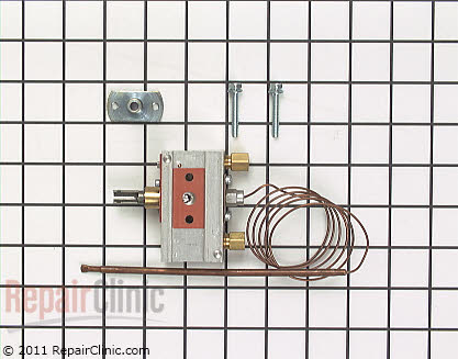 Oven Thermostat W10125661 Main Product View