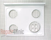 Glass Cooktop - Part # 265476 Mfg Part # WB62X5407