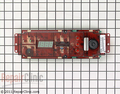 Oven Control Board 31771301        Main Product View