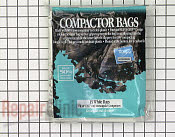 Trash Compactor Bags - Part # 1455122 Mfg Part # W10165296RP