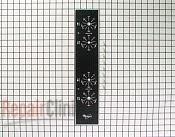 Control  Panel - Part # 490361 Mfg Part # 313132