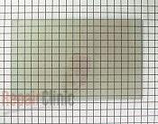Inner Door Glass - Part # 260033 Mfg Part # WB36X5712