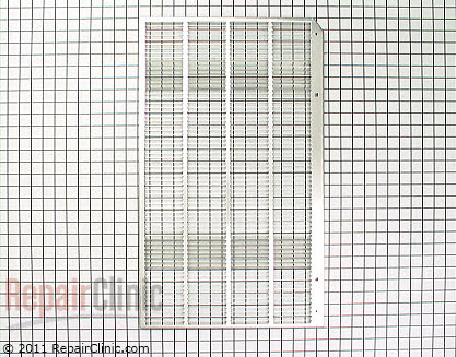 Vent Grille WJ82X10001 Main Product View