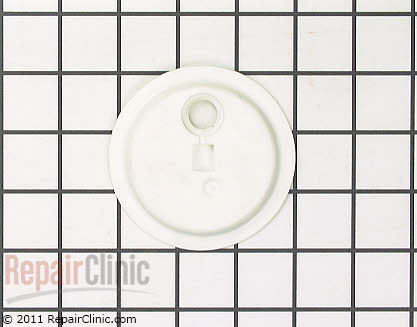Detergent Dispenser Cover WD16X303        Main Product View