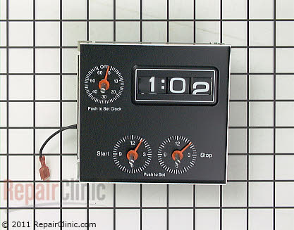 Mechanical Clock and Timer 5303207821 Main Product View