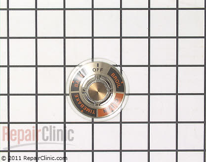 Knob, Dial & Button M6D253 Main Product View