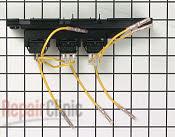 Push Button Switch - Part # 820932 Mfg Part # WD35X10014