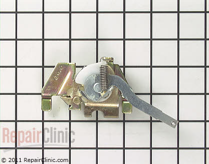 Door Latch WD13X10003 Main Product View