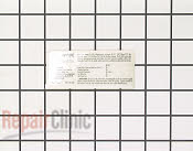 Decals and Labels - Part # 451891 Mfg Part # 218732301