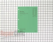Manuals, Care Guides & Literature - Part # 219920 Mfg Part # RS2100001