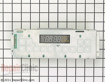 Oven Control Board WB27K5073 Main Product View