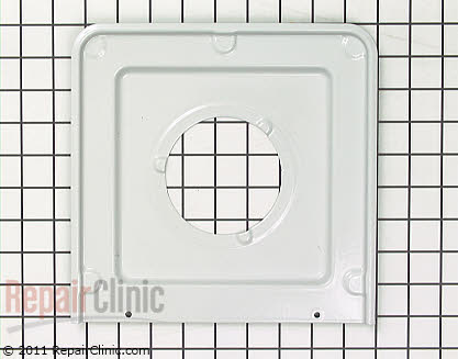 Burner Drip Pan 316011417       Main Product View