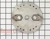 Shredding Plate - Part # 815719 Mfg Part # 71022