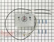 Clock Assembly - Part # 412520 Mfg Part # 14-32-455