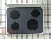Glass Cooktop - Part # 770584 Mfg Part # WB50T10008