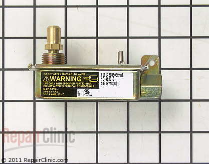 Oven Safety Valve WB19K31 Main Product View