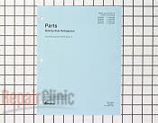 Manuals, Care Guides & Literature - Part # 219151 Mfg Part # RP1300052