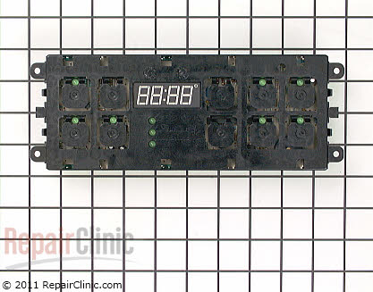 Oven Control Board 316101001       Main Product View