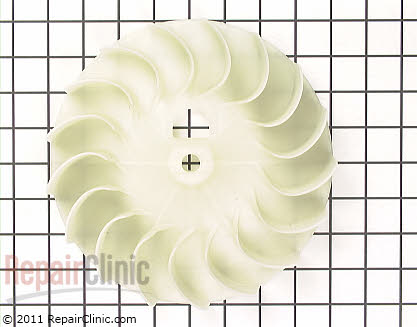 Blower Wheel 131665000       Main Product View