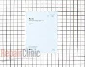 Parts Catalog - Part # 219116 Mfg Part # RP1300017