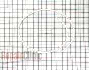 Dishwasher Door Gasket - Part # 613346 Mfg Part # 5300900127