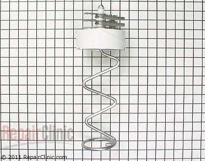 Ice Bucket Auger 12740302 Main Product View