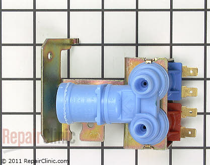 Water Inlet Valve WR57X10012      Main Product View