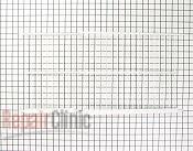Wire Shelf - Part # 480129 Mfg Part # 3018979