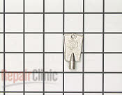 Door Key - Part # 667695 Mfg Part # 61859-1