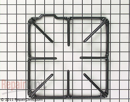 Burner Grate 316085201 Main Product View