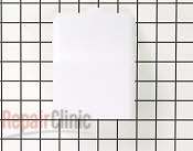 Light  Lens - Part # 249796 Mfg Part # WB2X7357