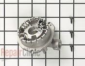 Sealed Surface Burner - Part # 583796 Mfg Part # 4372335