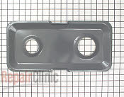 Burner Drip Pan - Part # 258076 Mfg Part # WB32K11