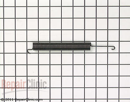 Oven Door Spring WB9X262 Main Product View