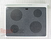 Glass Cooktop - Part # 400391 Mfg Part # 12001393