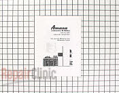 Manuals, Care Guides & Literature - Part # 793851 Mfg Part # A1043103