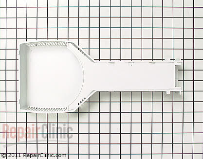 Air Duct 9790408 Main Product View