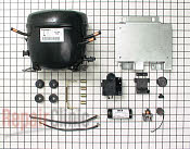 Compressor & Sealed System - Part # 2118945 Mfg Part # W10439638