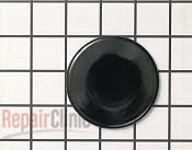 Surface Burner Cap - Part # 256281 Mfg Part # WB29K44