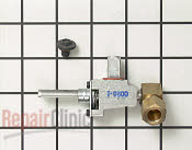 Surface Burner Valve - Part # 1230882 Mfg Part # Y0042333