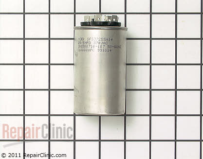 Capacitor 160500710107 Main Product View