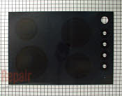 Cooktop - Part # 503950 Mfg Part # 3190044