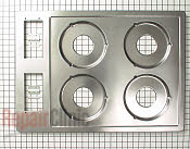 Cooktop - Part # 331957 Mfg Part # 0087781